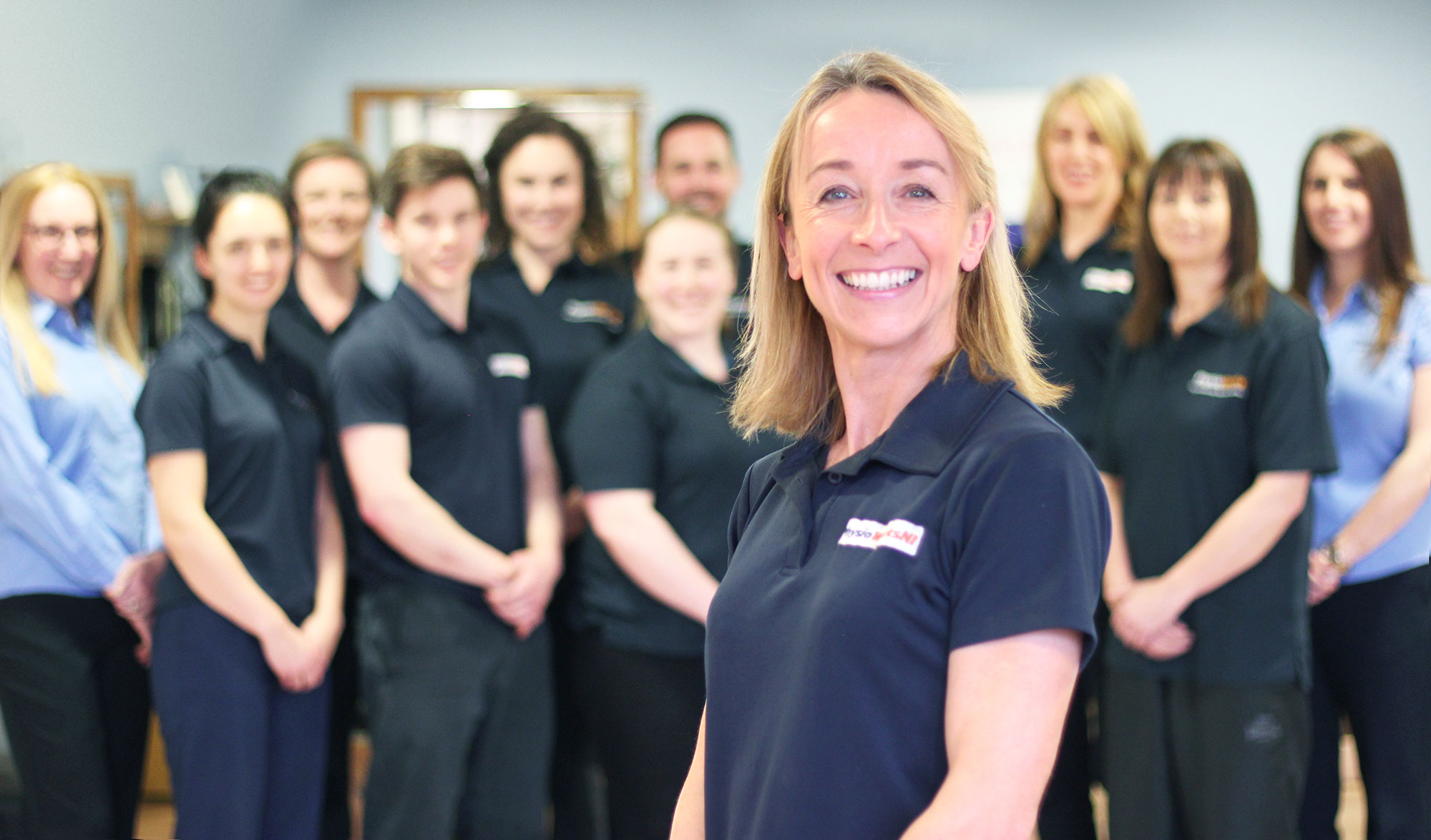 PhysioWorks Belfast Team