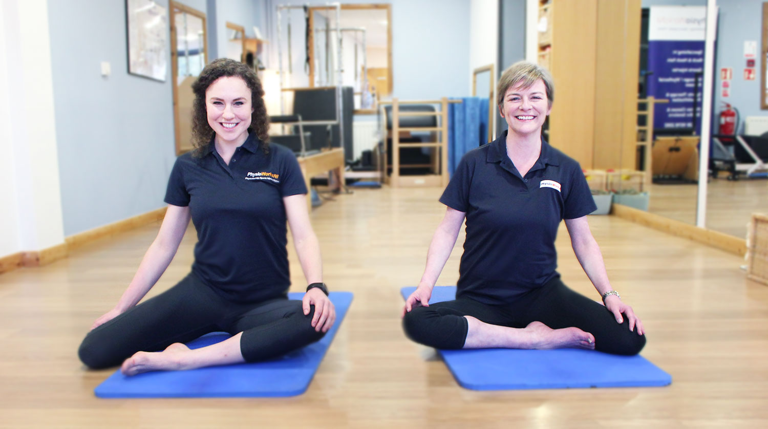 Pilates Classes at PhysioWorks Belfast