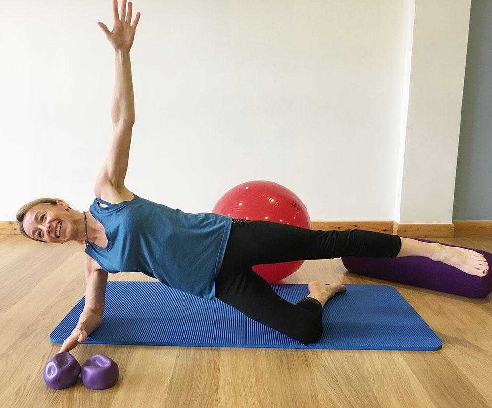 Pilates Class for Bone Health, PhysioWorks Belfast