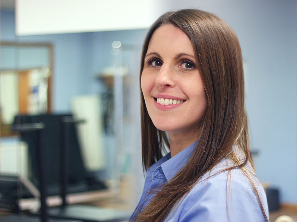 Carolyn McIlhagga, Practice Manager, PhysioWorks Belfast