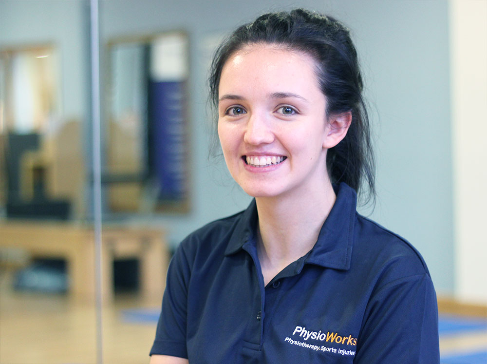 Shannon, Physiotherapist, PhysioWorks Belfast