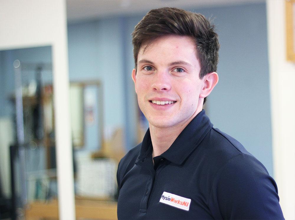 Simon Cox, Physiotherapist, PhysioWorks Belfast