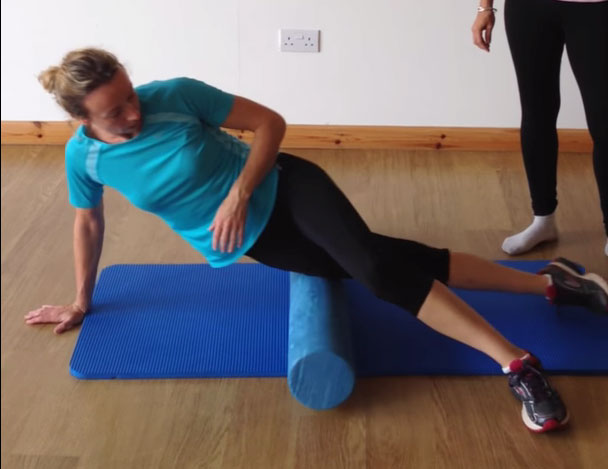 Core Work with Gym Ball