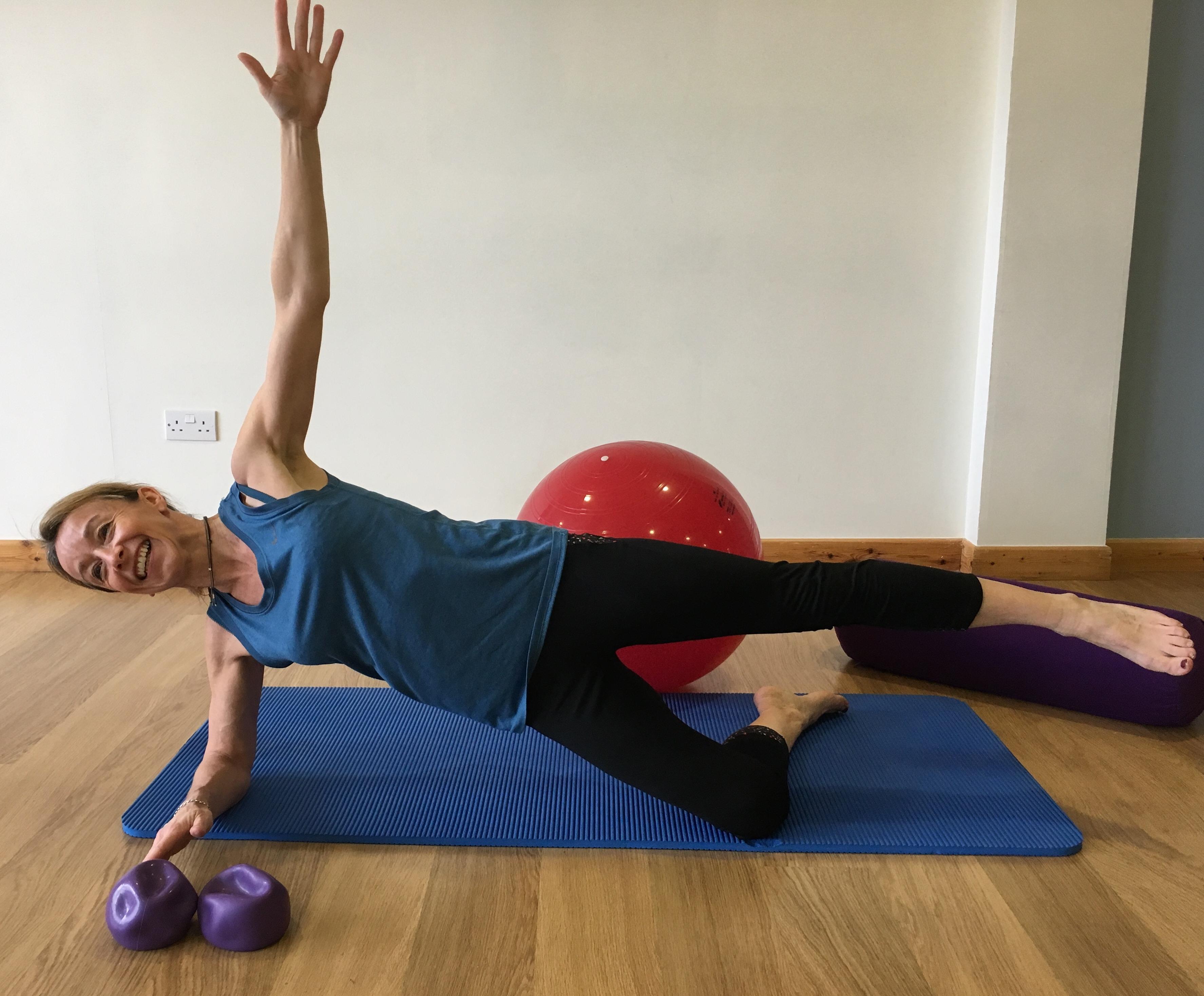 Bone health Pilates
