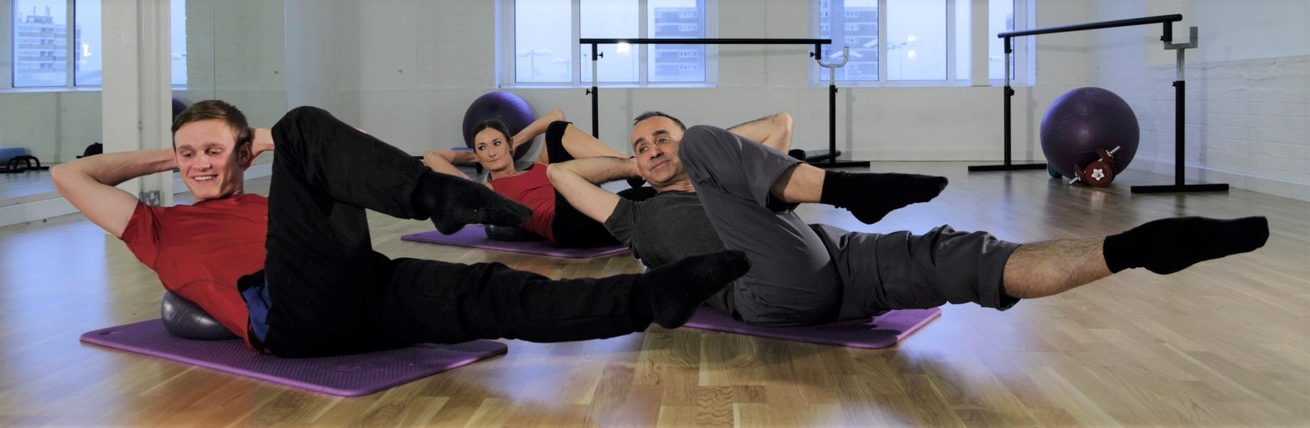 Pilates with Paul McLinden