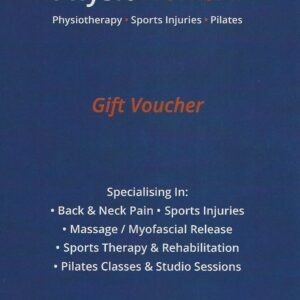 Physiotherapy Voucher