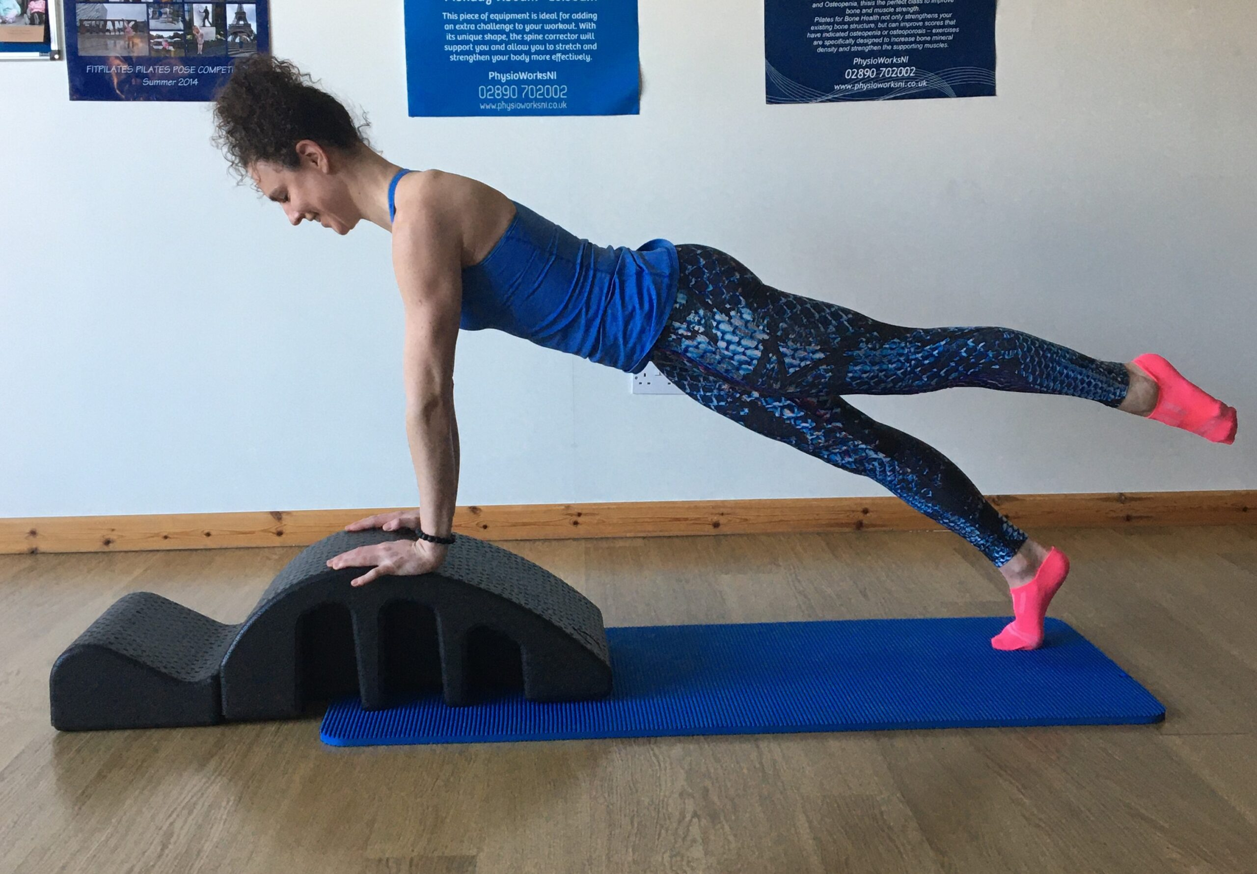 HIIT Pilates with Jayne