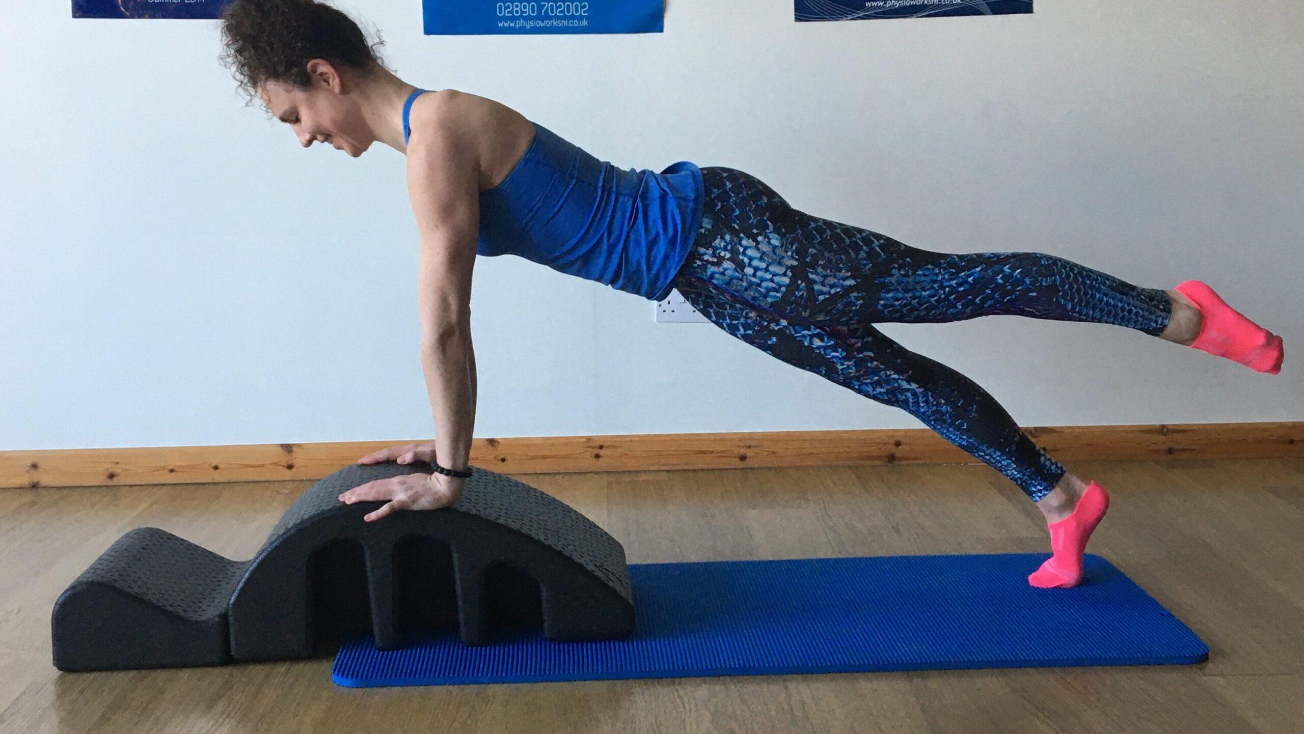 HIIT Pilates with Jayne