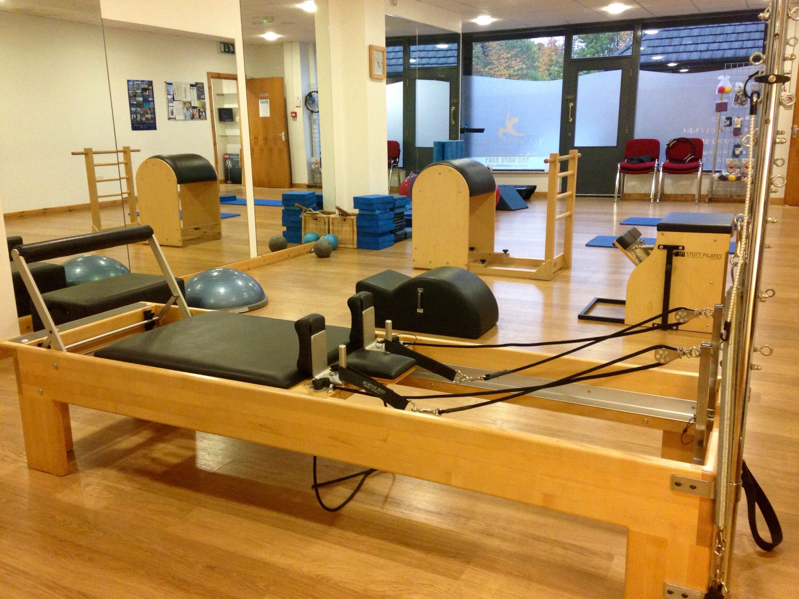 Physiotherapy Clinic and Pilates Studio, PhysioWorks NI Belfast